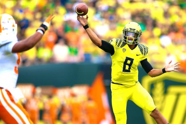 Is College Football Set to Experience a Severe Quarterback Drought in 2014?