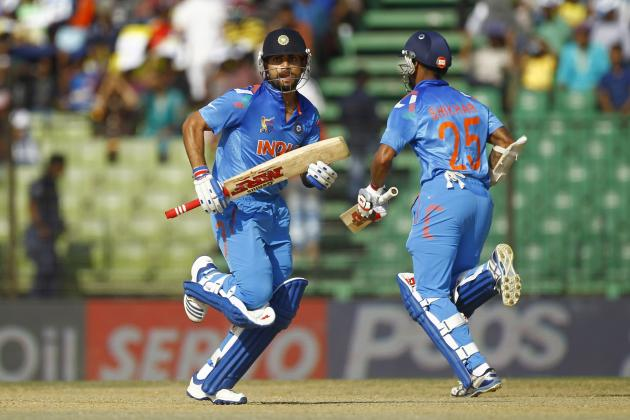 Asia Cup 2014: Breaking Down Huge India vs. Pakistan Showdown
