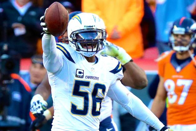 Donald Butler and San Diego Chargers Agree to New Deal