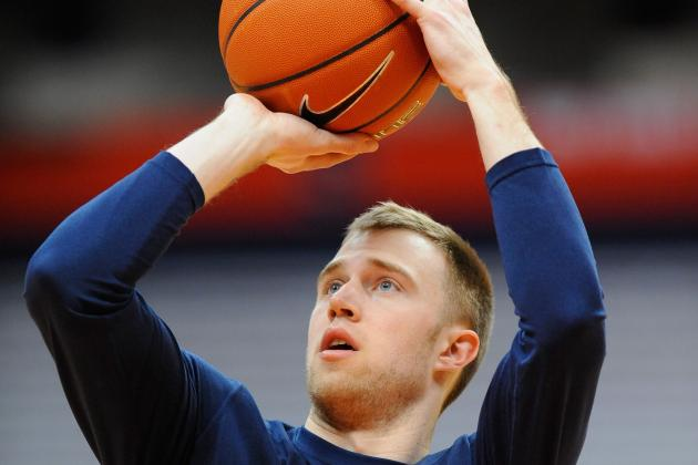 Trevor Cooney Must Improve Shooting Performance in ACC Tournament