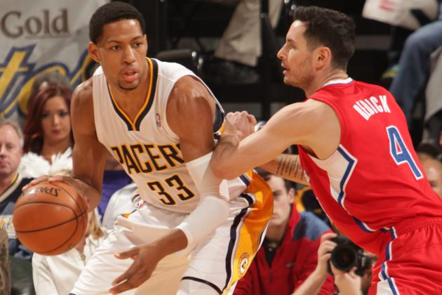 Danny Granger Tells Doc Rivers He Will Sign with Clippers