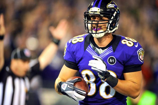 Dennis Pitta Deal Is Crucial First Step to Ravens Improving in 2014