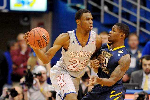 Andrew Wiggins the Right Choice for Big 12 Player of the Year