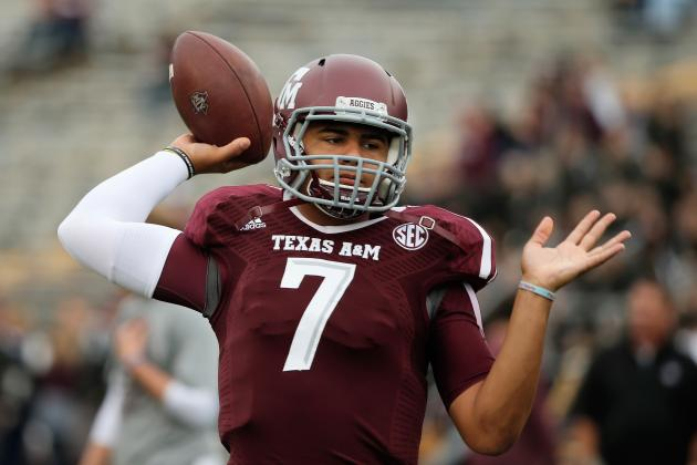 Spotlighting Kenny Hill, Texas A&M's Most Intriguing Player to Watch This Spring