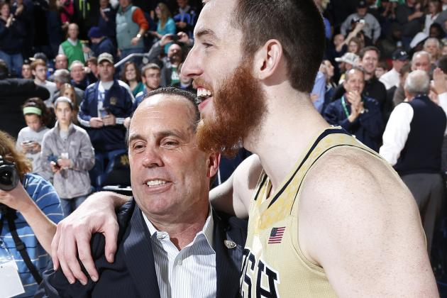 Brey Gets 300th ND Win