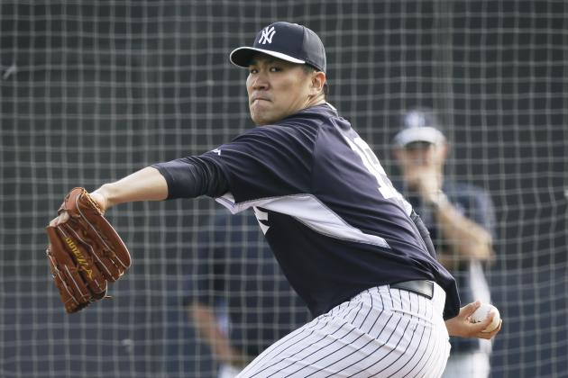 Twitter Reacts to the Start of New York Yankees' Spring Training