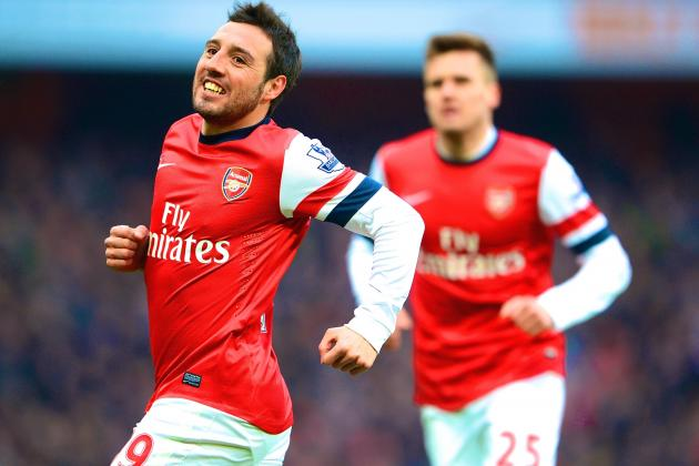 New Arsenal Contract for Santi Cazorla Would Be Indicative of Changing Policy