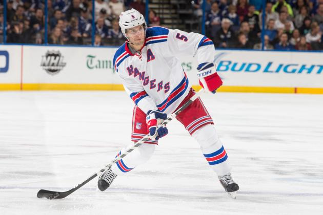 New York Rangers Re-Sign Dan Girardi, Deal a Win-Win for Both Sides