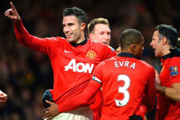 Robin Van Persie Reportedly Apologises to Manchester United, Won't Be Punished