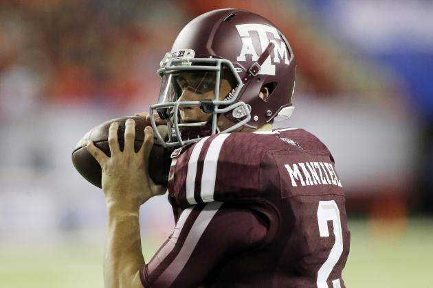 Johnny Manziel Is the Best Choice for the Texans with the No. 1 Pick