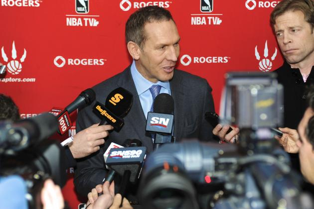 Former Toronto Raptors GM Bryan Colangelo Admits He 'Tried to Tank'