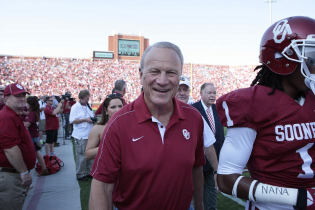 Barry Switzer Adds Another Strange Chapter to His Johnny Manziel Analysis