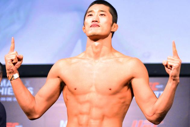 UFC Fighter Dong Hyun Kim Talks Hathaway Bout, Title Shot and Ladies