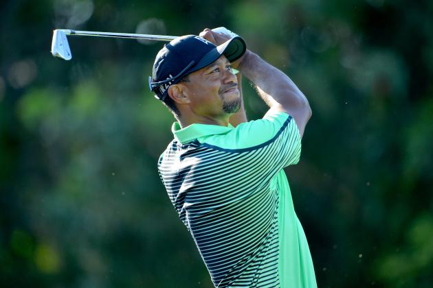 Tiger Woods Barely Sneaks into the Weekend at the Honda Classic