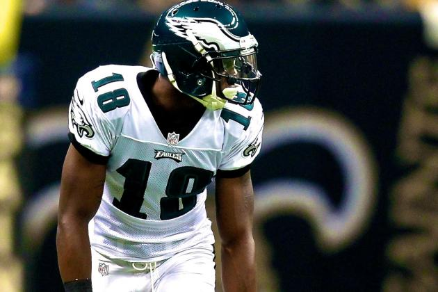 With Jeremy Maclin Contract in Place, Eagles Keep Building Where It Matters Most