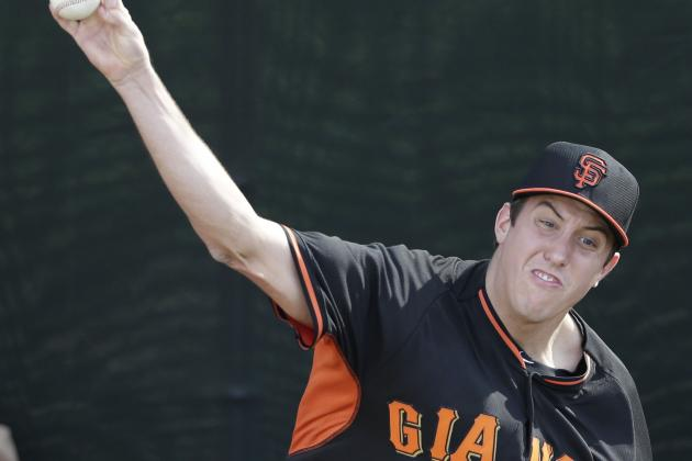 Giants Not Setting a Spring Ceiling for Law