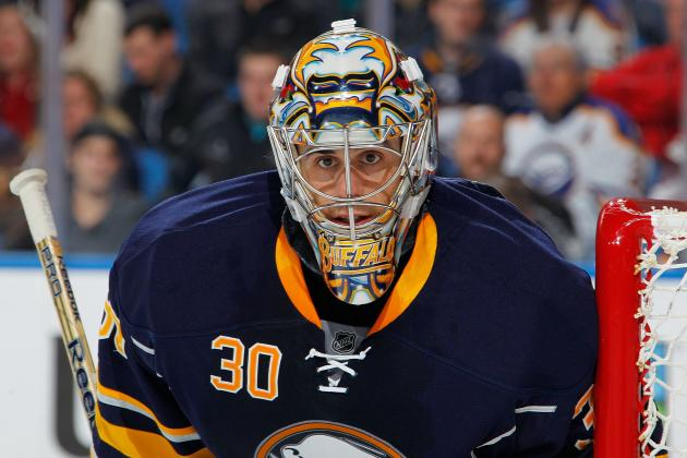 Ryan Miller Trade Launches St. Louis Blues to Stanley Cup Favorites