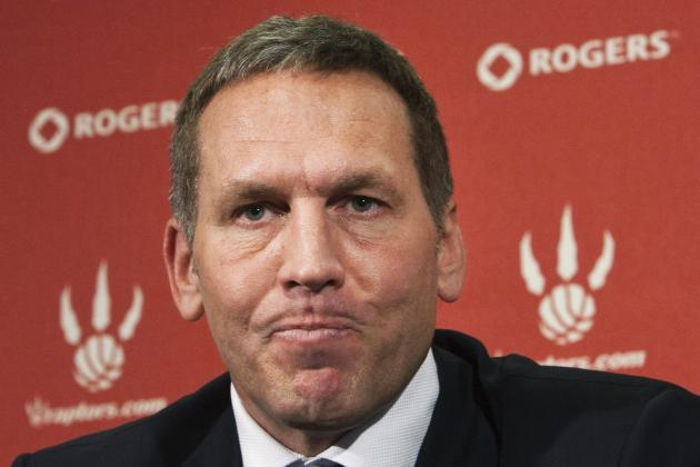 Ex-Raptors GM Colangelo Admits to Tanking Attempt During the 2011-2012 Season