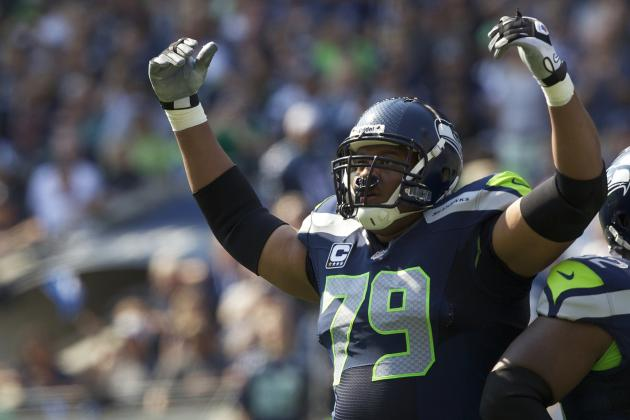 Red Bryant and Sidney Rice Officially Released by Seattle Seahawks