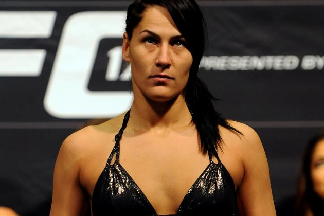 Jessica Eye Passes Recreational Drug Test After UFC 170 Loss