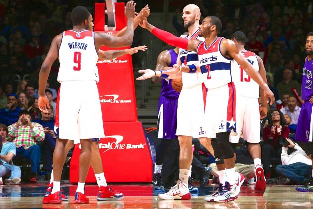 Can the Washington Wizards Actually Make Some Playoff Noise?