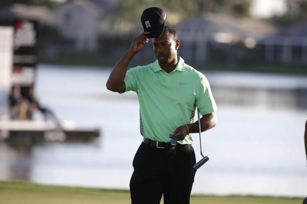 No Reason for Tiger Woods to Worry Despite Sluggish Start to 2014