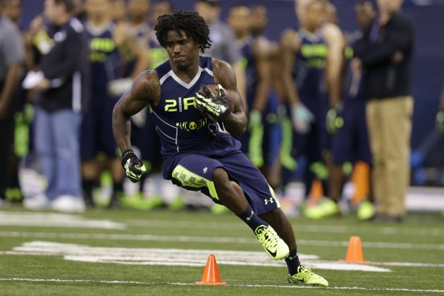 Dri Archer Combine: Speedy Running Back Still Has Limited NFL Future