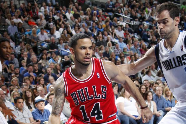 Gibson Leads Bulls Past Mavs, 100-91
