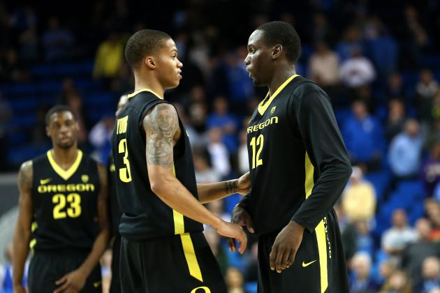 Oregon Helps Tourney Chances with 2OT Win over UCLA
