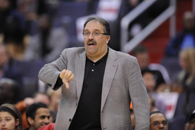 Stan Van Gundy Rips 76ers, Would Eliminate NBA Draft