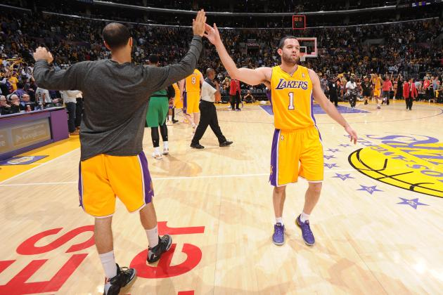 Jordan Farmar or Kendall Marshall: Who Fits Better with LA Lakers' Future?