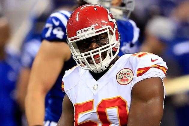 Chiefs Reportedly Working on an Extension for Justin Houston