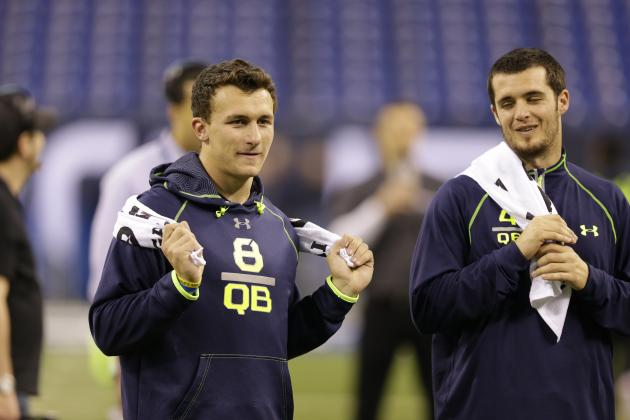 2014 NFL Mock Draft: First-Round Moves That Will Help Each Team