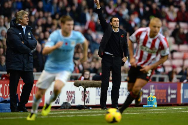 Football League Cup 2014: Manchester City vs. Sunderland Prediction and Preview