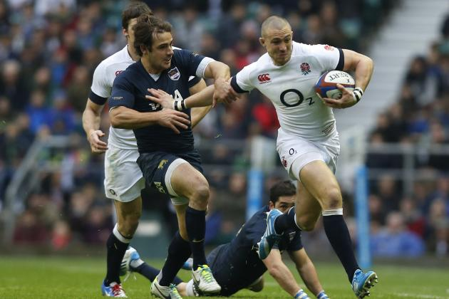 Six Nations 2014: Players Who Have Enhanced Their Reputation For World Cup