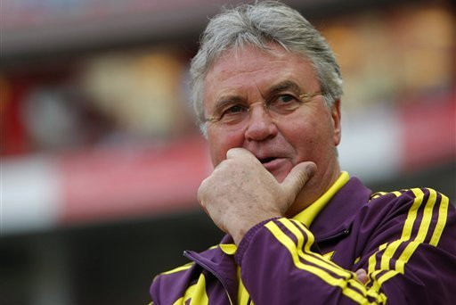 Guus Hiddink Will Replace Louis Van Gaal as Netherlands Manager After World Cup