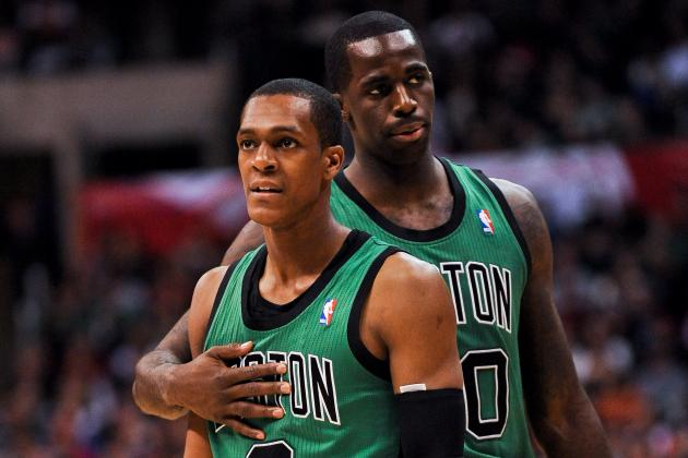 Celtics' Brandon Bass Flourishing with Rajon Rondo