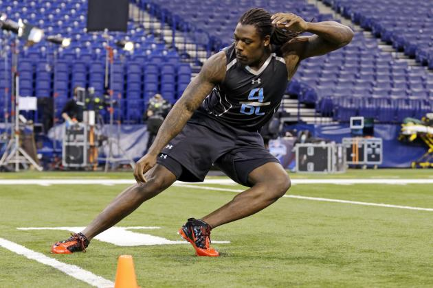 2014 NFL Draft: Post-Combine One-Round Mock Draft Update