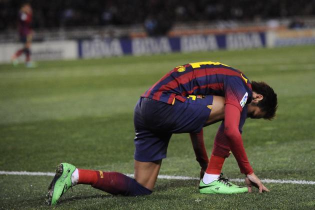 Neymar Must Step Up for Barcelona to Win La Liga Title