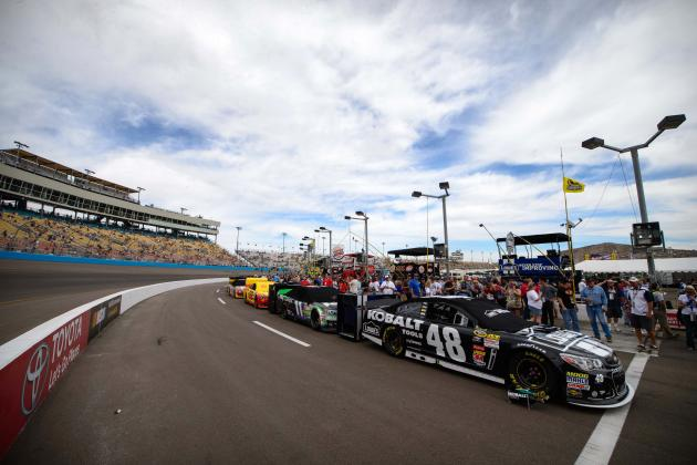 NASCAR at Phoenix 2014: Start Time, Date, TV Schedule, Live Stream and More