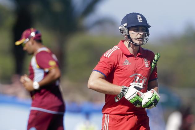 West Indies vs. England, 2nd ODI: Date, Time, Live Stream, TV Info and Preview