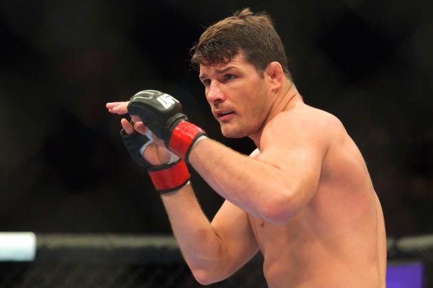 Michael Bisping Flips out on 'Cheating Scumbag, Hypocrite' Vitor Belfort