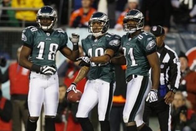 Should Philadelphia Eagles Target Wide Receiver Early in 2014 NFL Draft?
