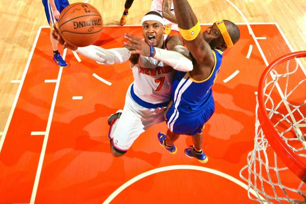Carmelo Anthony Injury: Updates on Knicks Star's Hand and Return