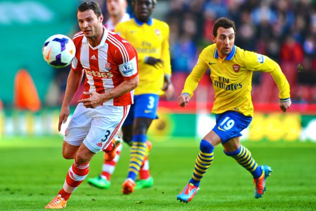 Stoke City vs. Arsenal: Premier League Live Score, Highlights, Report