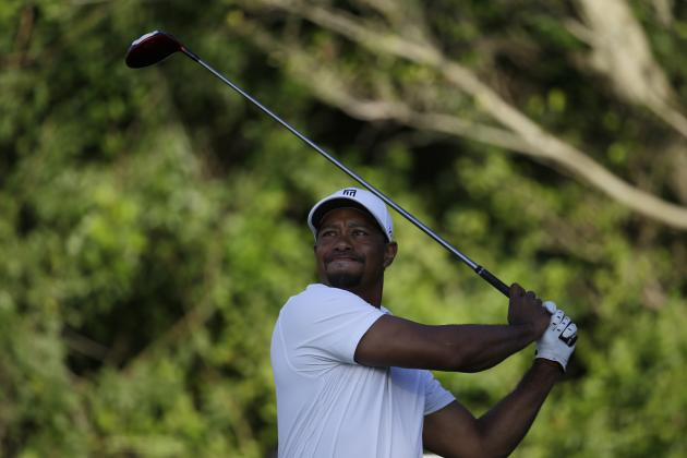 Tiger Woods Shoots Up Leaderboard on Moving Day at Honda Classic