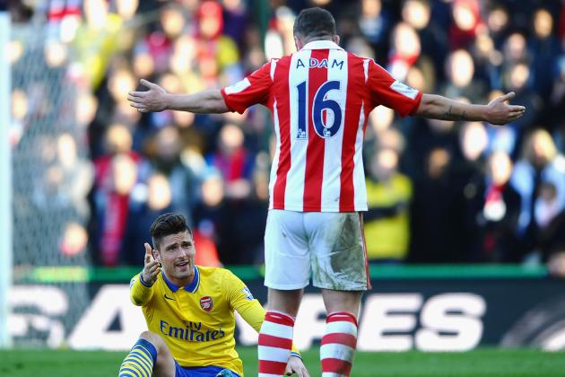 Stoke City vs. Arsenal Score, Grades and Post-Match Reaction