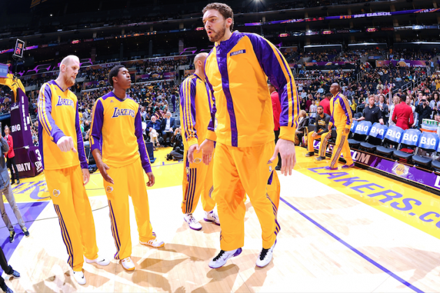 LA Lakers on the Lookout for Leadership as Big Changes Loom