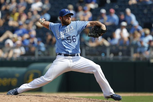 Kansas City Royals: Why Greg Holland Is the Best Closer in Baseball Right Now