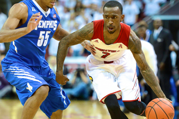 Louisville vs. Memphis: Live Score, Updates and Analysis